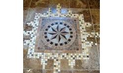 Lantai Mozaik