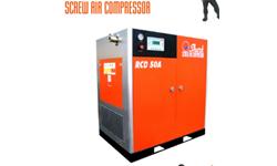 Air Screw Compressor