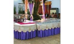 Cover Meja Prasmanan