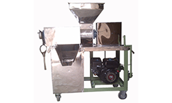 mesin pemeras santan kelapa